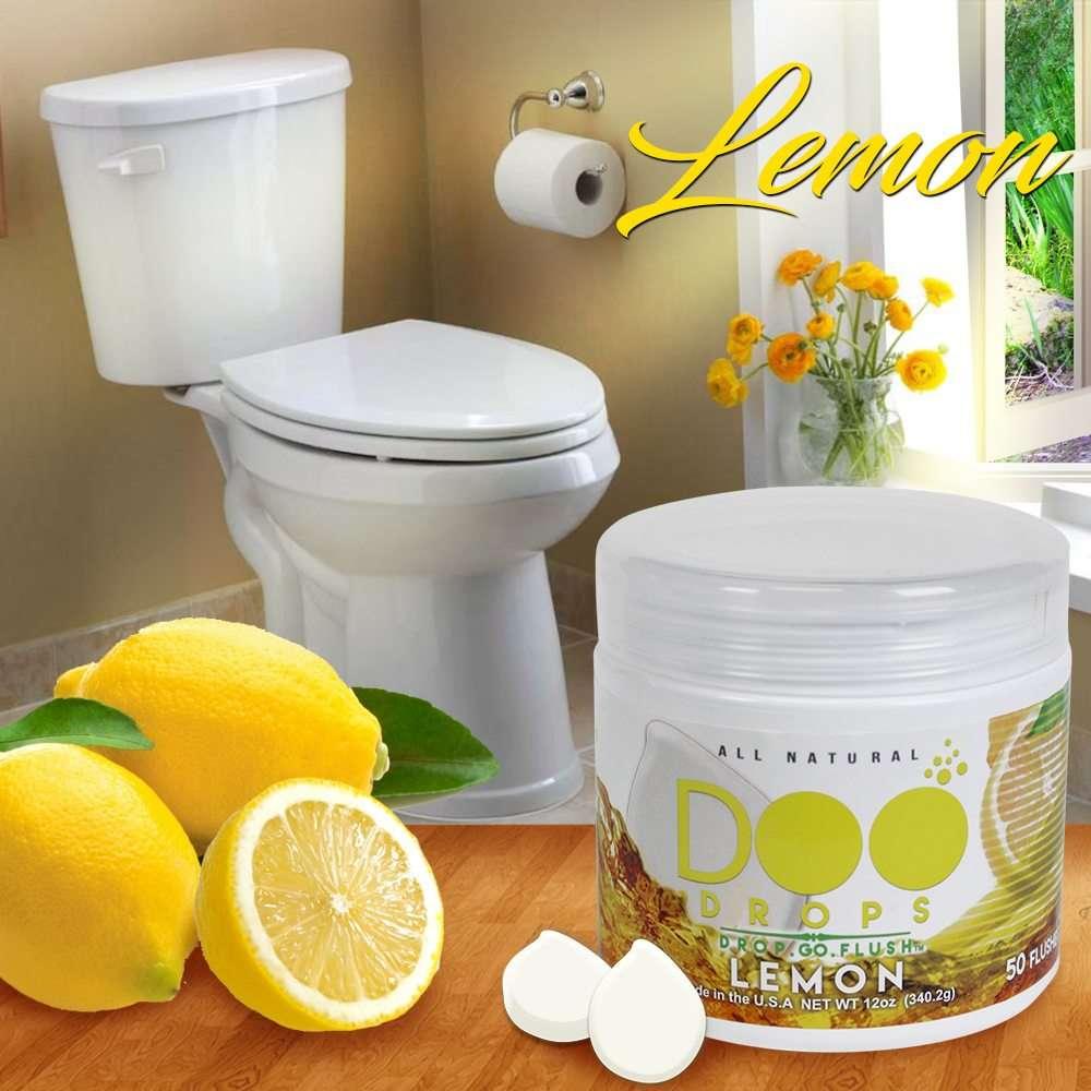 lemon doo drops