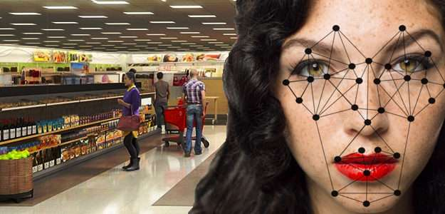 facial recognition in retail