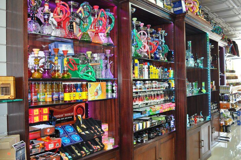 Smoke Shop Distribution 5