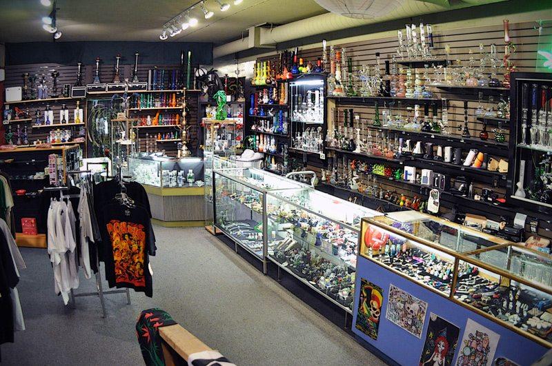 Smoke Shop Distribution 9