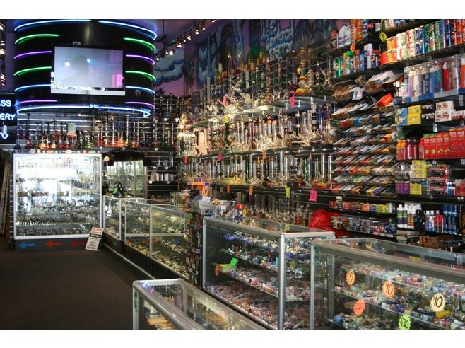 Smoke Shop Distribution 12