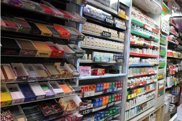 Smoke Shop Distribution 15