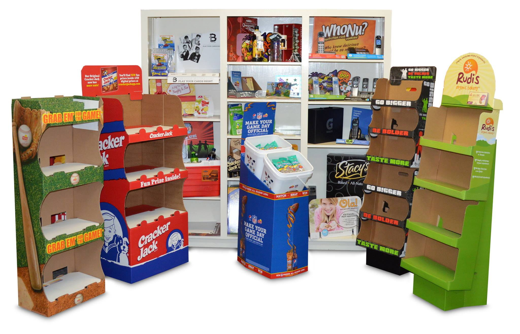 Make your product STAND OUT in a convenience store 1