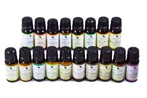 Natural Acres Pure Essential Oils 2