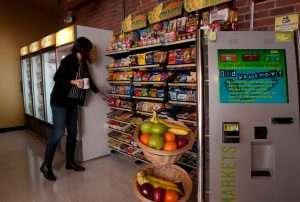 Micro Market Vending