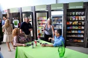 Vending Micro Market