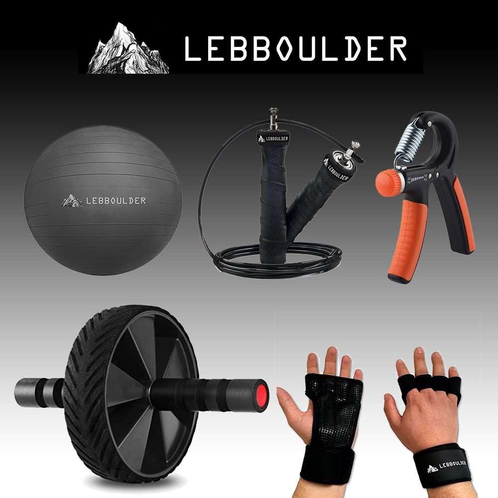Lebboulder Workout Gloves: Workout Gloves