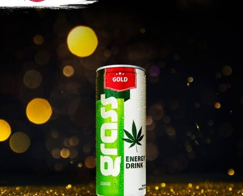 Gold Grass Energy Drink 6
