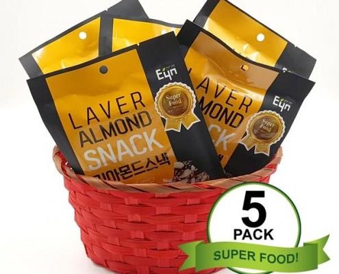 EYN's Seaweed Snack 1