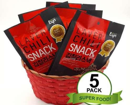 EYN's Seaweed Snack 6