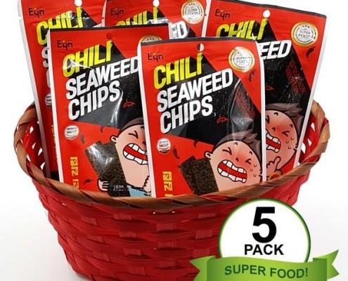EYN's Seaweed Snack 3