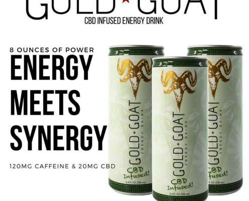 Gold Goat Energy 6
