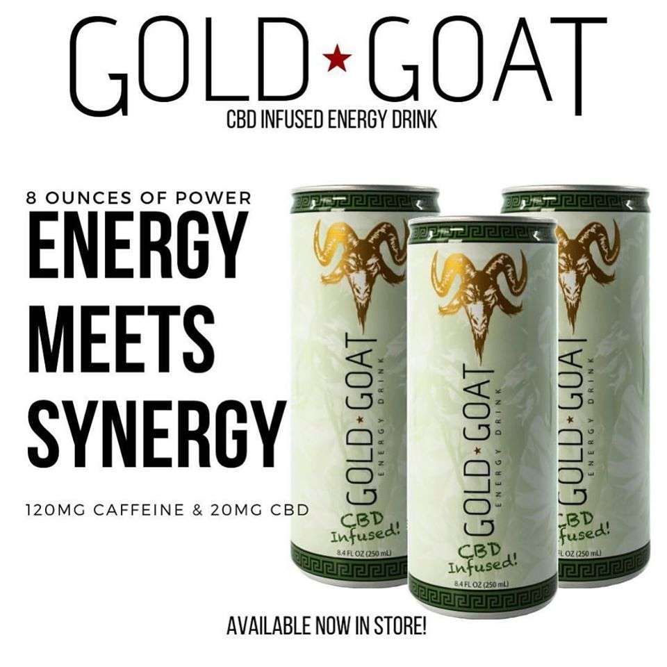 Gold Goat Energy 2