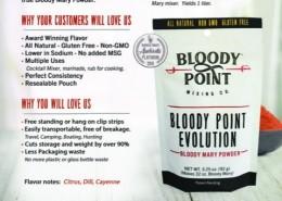 Bloody Point Evolution 6