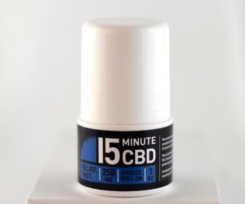 CBD Freeze Roll-on 8