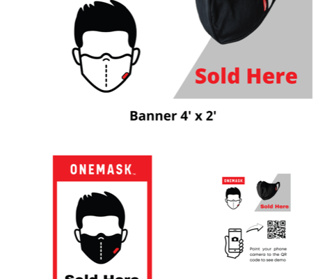 One Mask 4