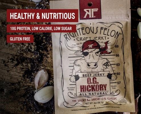 Righteous Felon Meat Snacks 2