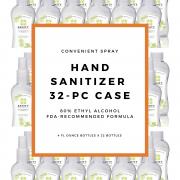Sanity Hand Sanitizer 3