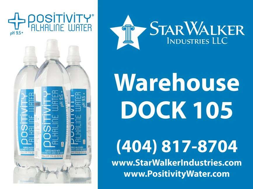 Positivity Alkaline Water 1