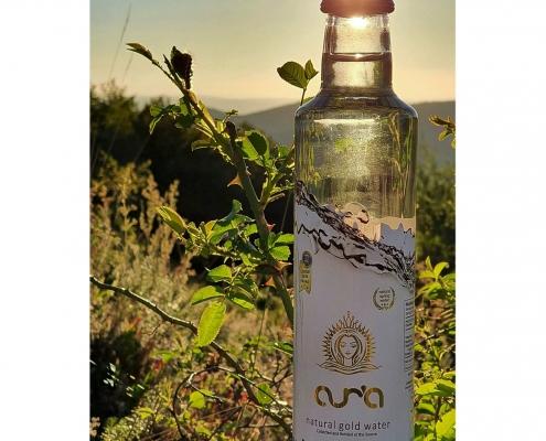 Aur'a Natural Gold Water 6