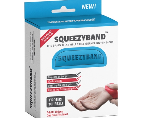 Squeezy Band 7