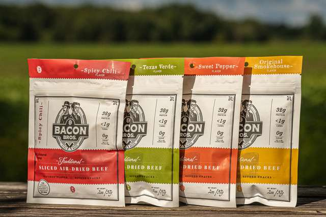 Bacon Bros Air Dried Beef 1