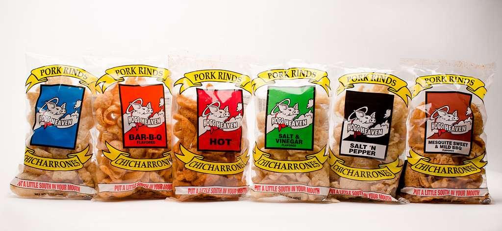 Hogs Heaven Pork Rinds 1