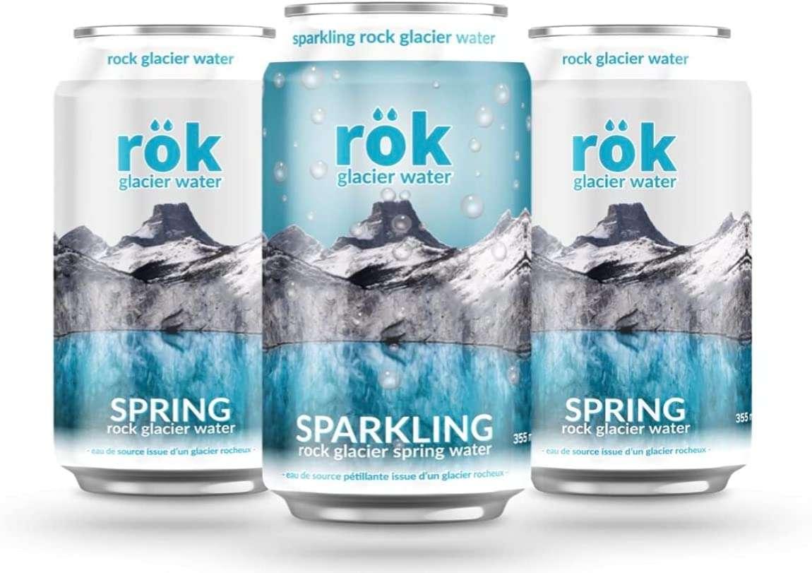 Rök Glacier Water 1